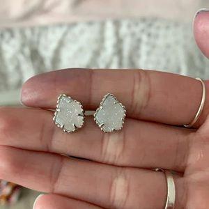 Kendra Scott Geode earrings